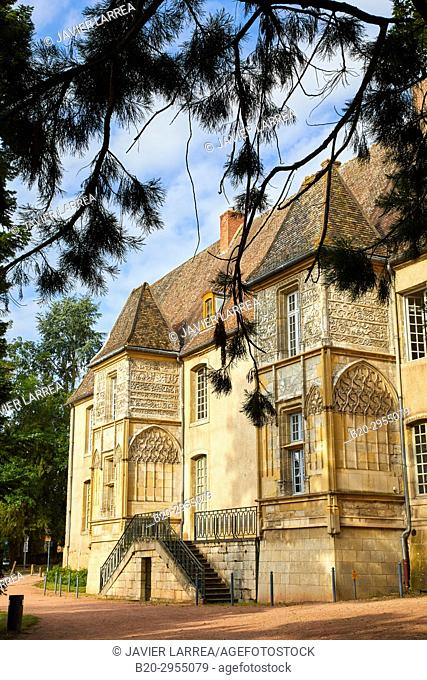 Mairie de Cluny, Cluny, Saone-et-Loire Department, Burgundy Region, Maconnais Area, France, Europe