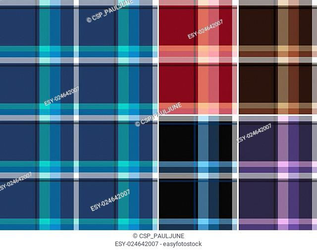 check fabric textile pattern