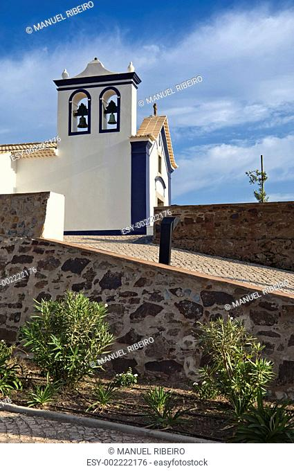 Church, Castro Marim