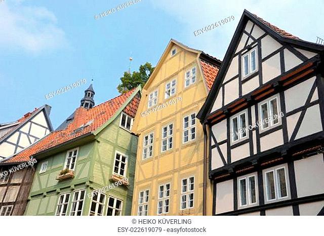 Fachwerkhäuser in Quedlinburg