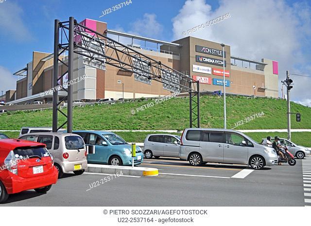 Okinawa, Japan: AEON Mall Okinawa Rycom in Kitanakagusuku