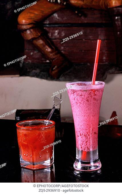 Drinks, Cocktails and mocktails