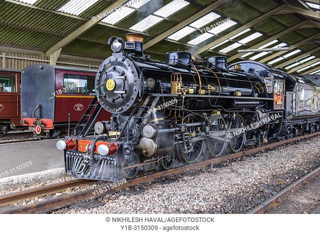 Romney, Hythe & Dymchurch Railway, New Romney, Kent, UK