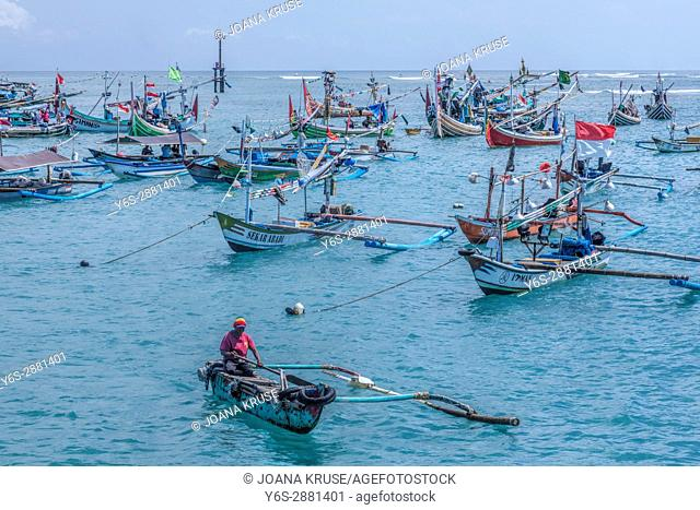 Jimbaran Bay, Bali, Indonesia, Asia