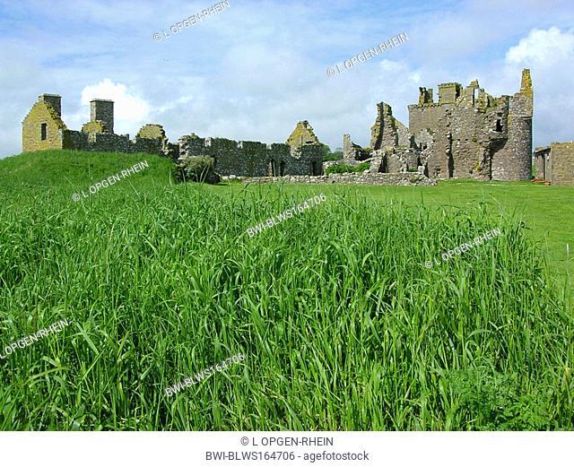 Dunnotar Castle, United Kingdom, Scotland, Aberdeen, Stonehaven