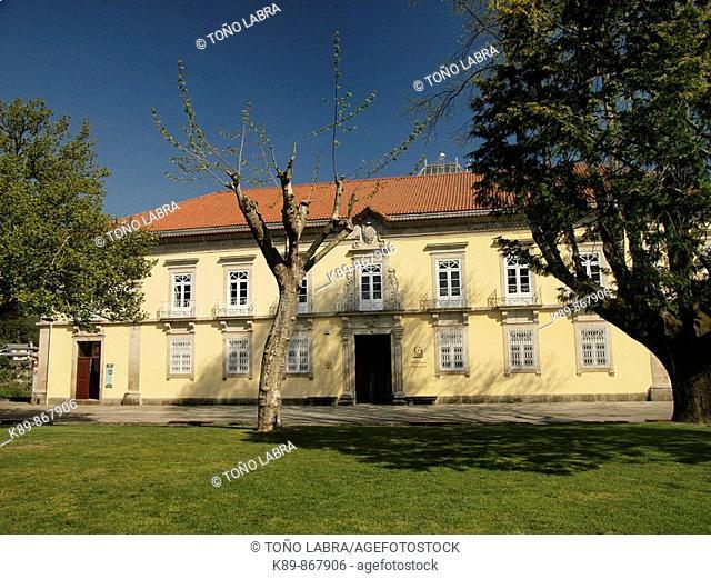 Casa do Terreiro, hoy Casa das Artes. Arcos de Valdevez. Portugal