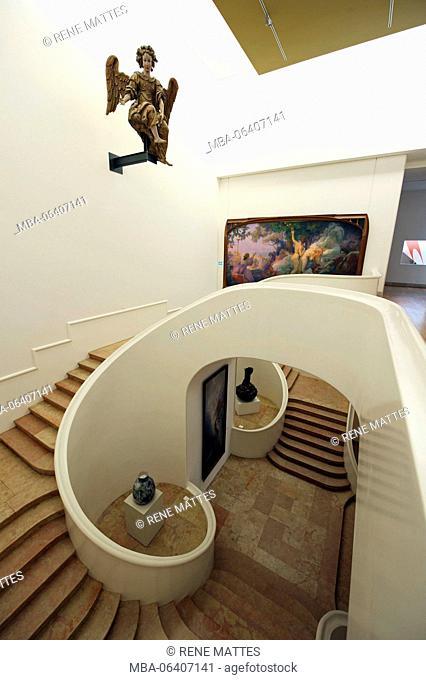 France, Meurthe et Moselle, Nancy, Stanislas square, Fine Arts museum