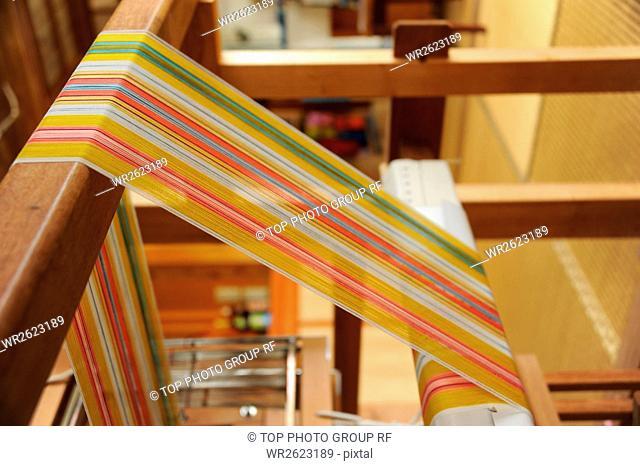 Yaese-cho;Weaving Workshop Chillon;Japan
