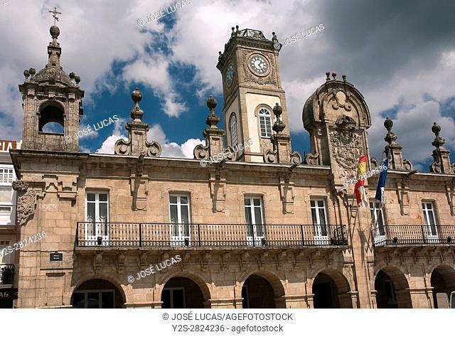 City Council, Lugo, Region of Galicia, Spain, Europe
