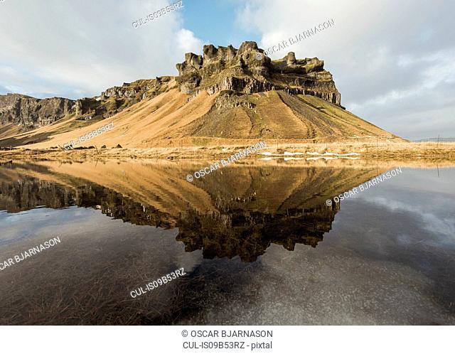 Thverarnupur, Iceland