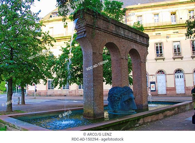 Aqueduct Strasbourg Alsace France