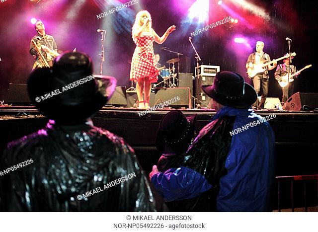 Festival of music, Sweden