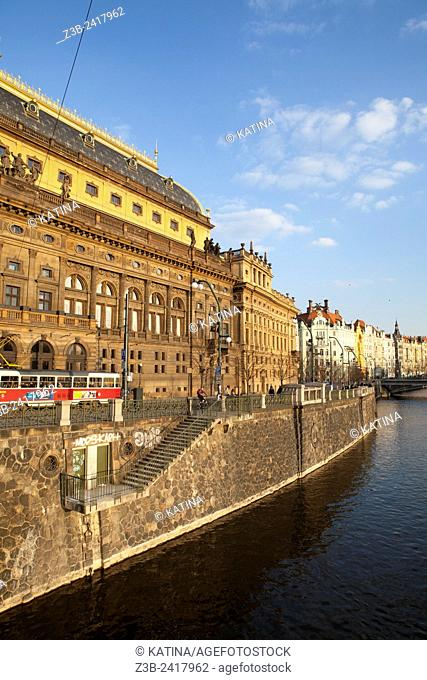 The historical building of the National Theatre, constructed in 1883, is a masterpiece of neo-Renaissance architecture and generally considered the prime stage...