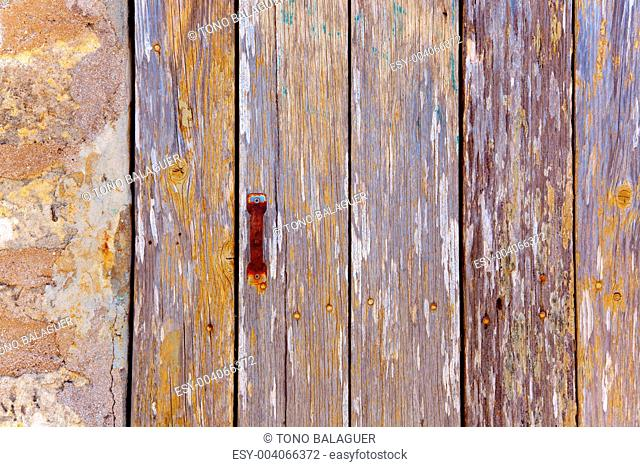 Aged grunge wood stripes texture sea weathered