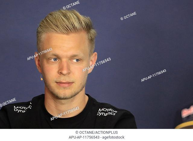 2016 Formula 1 Austrian Grand Prix Driver Arrival Jun 30th. 30.06.2016. Red Bull Circuit, Spielberg, Austria. F1 Grand pix of Austria