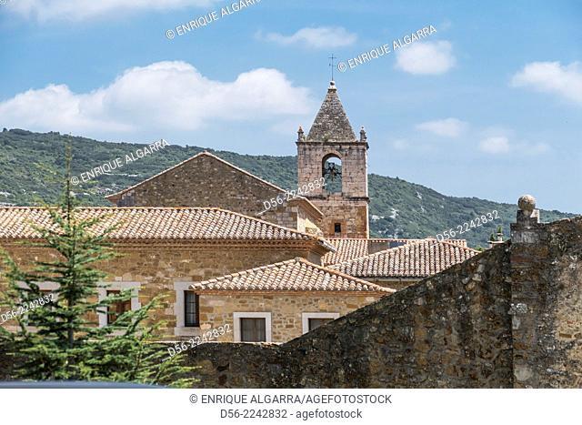 Monastery of Santa Maria, Tinença de Benifassá , Castellón province, Comunidad Valenciana, Spain