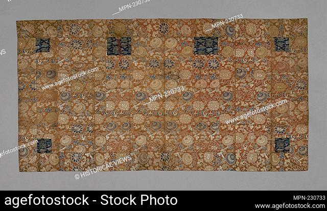 Kesa - late Edo period (1789-1868), late 18th/early 19th century - Japan - Origin: Japan, Date: 1775-1825, Dimensions: 113.7 x 214