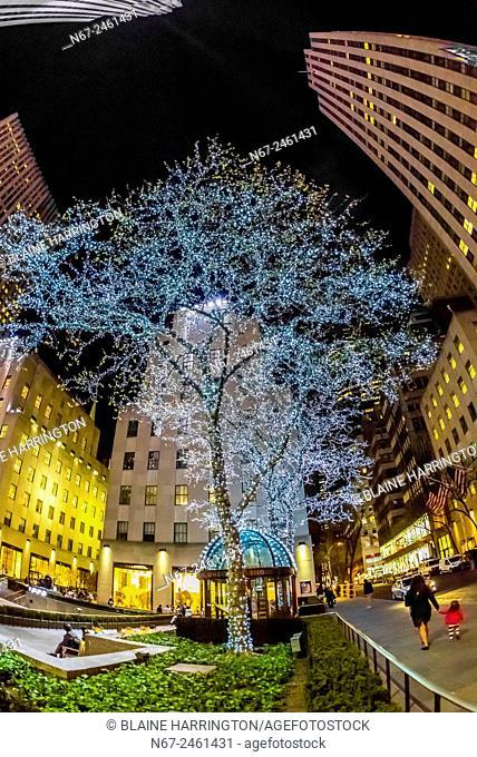 Rockefeller Center, New York, New York USA