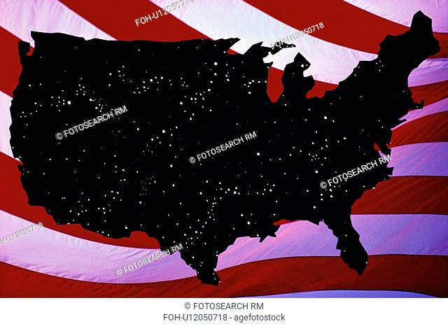 This is a map of the United States