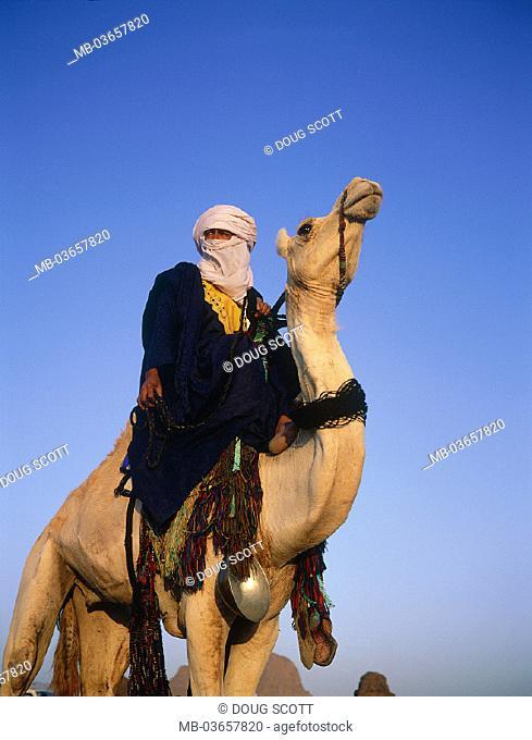 North Africa, Algeria, Sahara, Tuareg