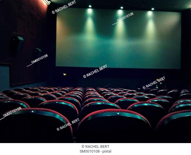 movie theater stock photos and images age fotostock