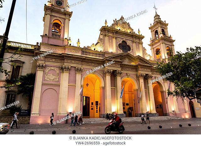 Cathedral, Salta, Argentina