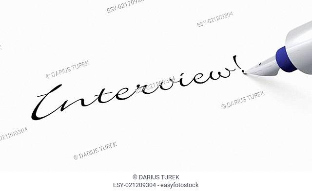 Stift Konzept - Interview!