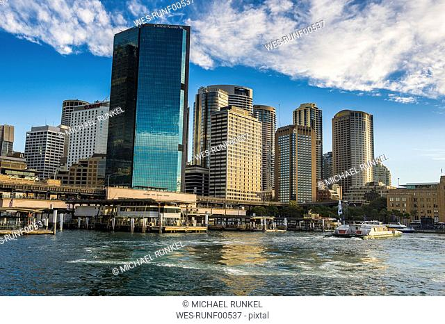 Australia, New South Wales, Sydney, Central Business district