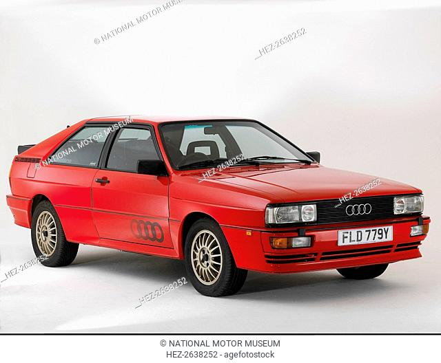 1983 Audi Quattro. Artist: Unknown