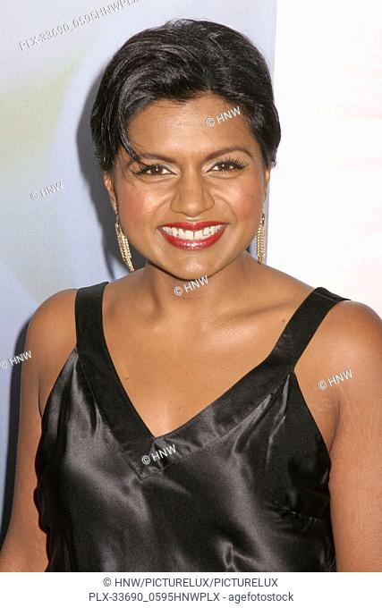 Mindy Kaling 01/14/06 G'Day LA: Australia Week 2006 - Penfolds Icon Gala Dinner @ The Hollywood Palladium, Hollywood photo by Fuminori Kaneko/HNW / PictureLux...