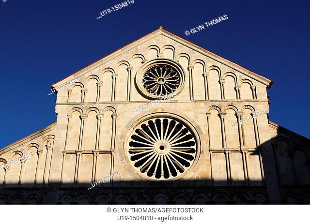 Cathedral of St  Anastasia, Zadar, Croatia