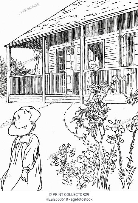 'A Settler's Home', 1912. Artist: Charles Robinson