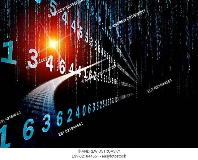 Vision of Information Stream