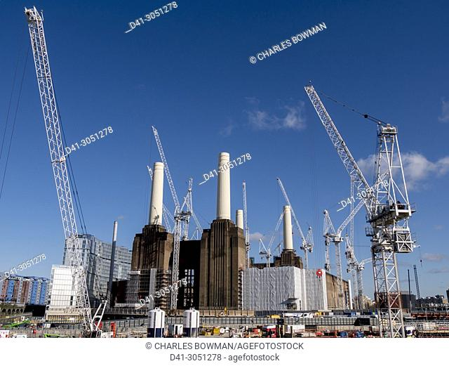 UK, england, London, Battersea Power Station