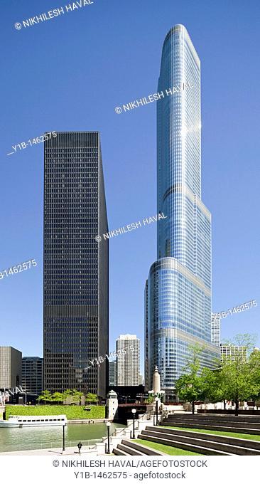 Trump International Hotel & Tower, Chicago, Illinois