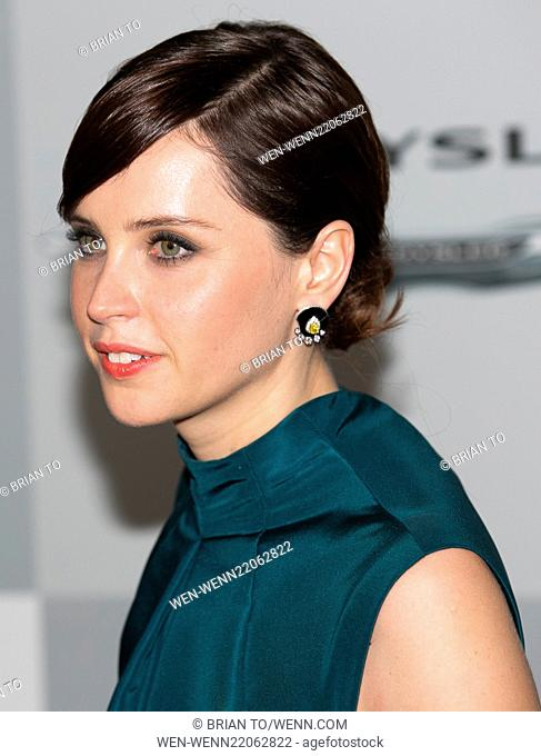 Celebrities attend NBC/Universal's 72nd Annual Golden Globes After Party - Arrivals sponsored in part by Chrysler, Hilton
