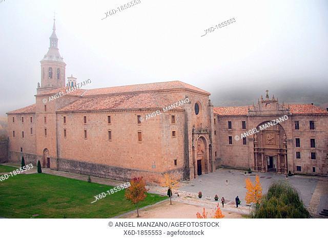 Yuso monastery, San Millan de la Cogolla, La Rioja