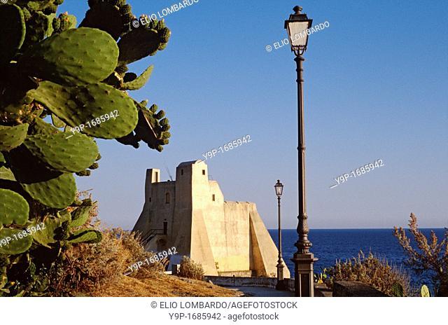Truglia Tower  Sperlonga, Latina, Latium, Italy