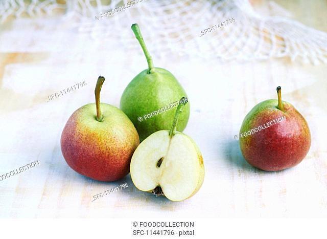 Small pears
