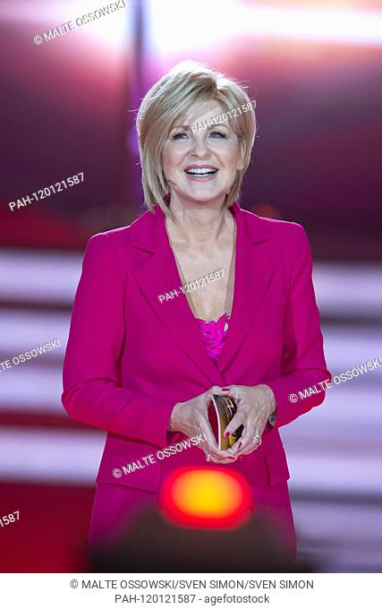"""Carmen NEBEL, Germany, presenter, """"""""Welcome to Carmen Nebel"""""""" 15-year anniversary of the ZDF show on the 4th of May, 2017 from the Velodrom Berlin"""