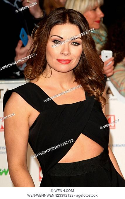 National Television Awards 2016 - Red Carpet - at the O2, London Featuring: Alison King Where: London, United Kingdom When: 20 Jan 2016 Credit: WENN