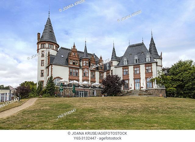 Schloss Klinik, Waren an der Müritz, Mecklenburg-Vorpommern, Germany, Europe