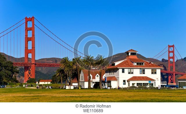 Crissy Field San Francisco, California, USA