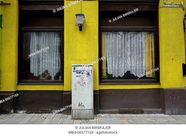 Europe, Austria, Vienna, capital, facade, windows