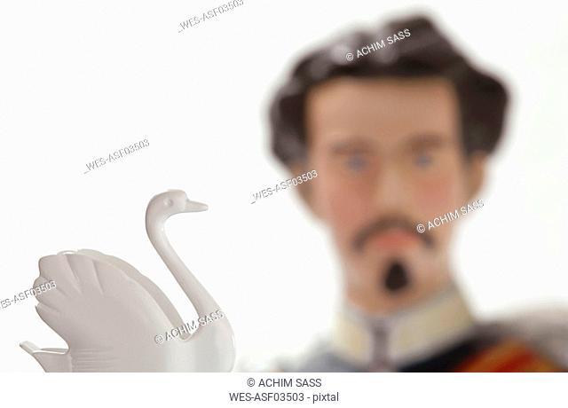 Ludwig II of Bavaria, figurine