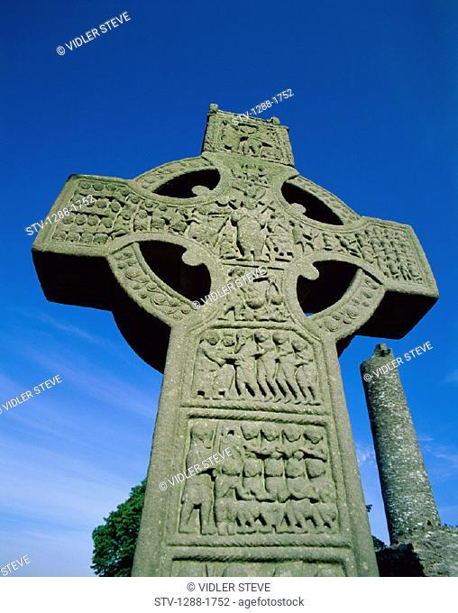 Celtic, Christian, Christianity, County, Cross, High, Historic, Historical, History, Holiday, Icon, Ireland, Europe, Irish, Land