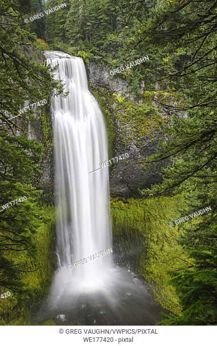 Salt Creek Falls, Willamette National Forest, Oregon