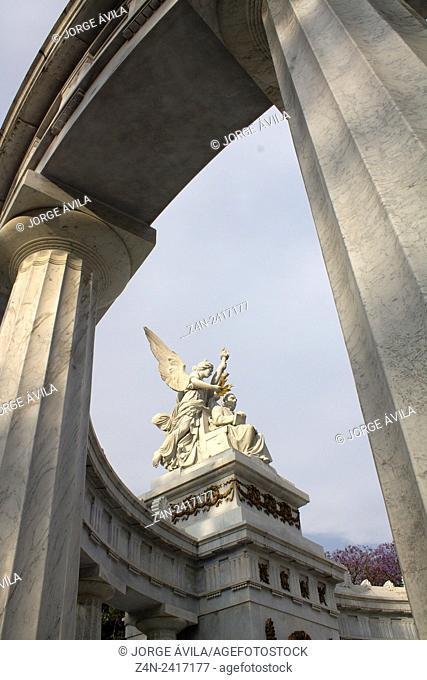 Benito Juarez Hemicycle, Mexico City, Mexico