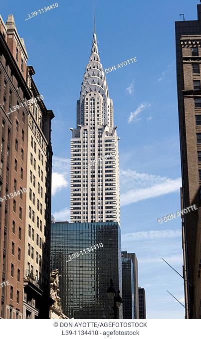Chrysler Building, NYC, USA