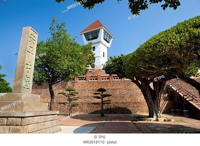 Tainan,Anping,Fort Zeelandia